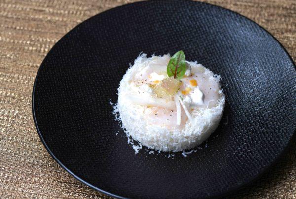 recette_saint_jacques_marinees_parmesan_citron_caviar