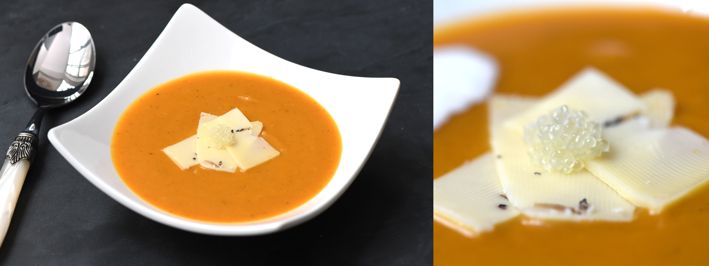 Veloute_de_Butternut_au_curry,_citron_caviar_sur_copeau_de_gouda_truffe_moncitroncavir.com_fruitsathome_02