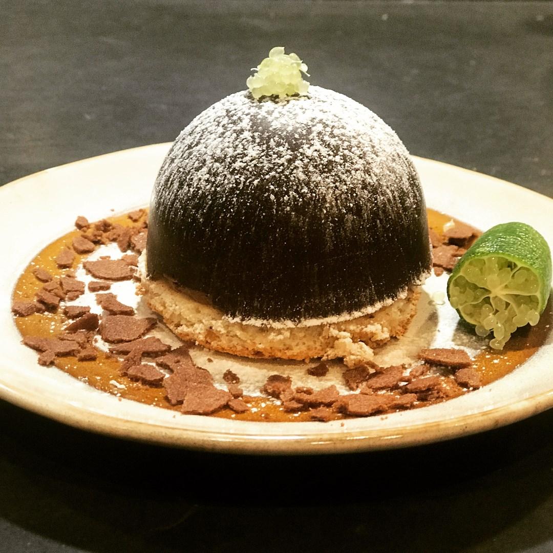 coque chocolat surprise et citron caviar