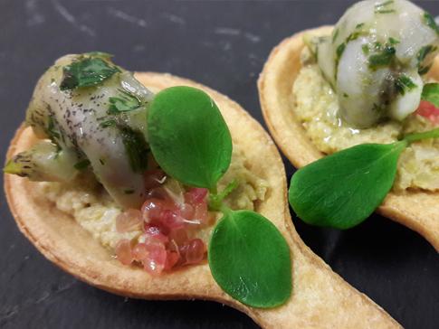 cuilliere_bulot_aubergine_citron_caviar_rose