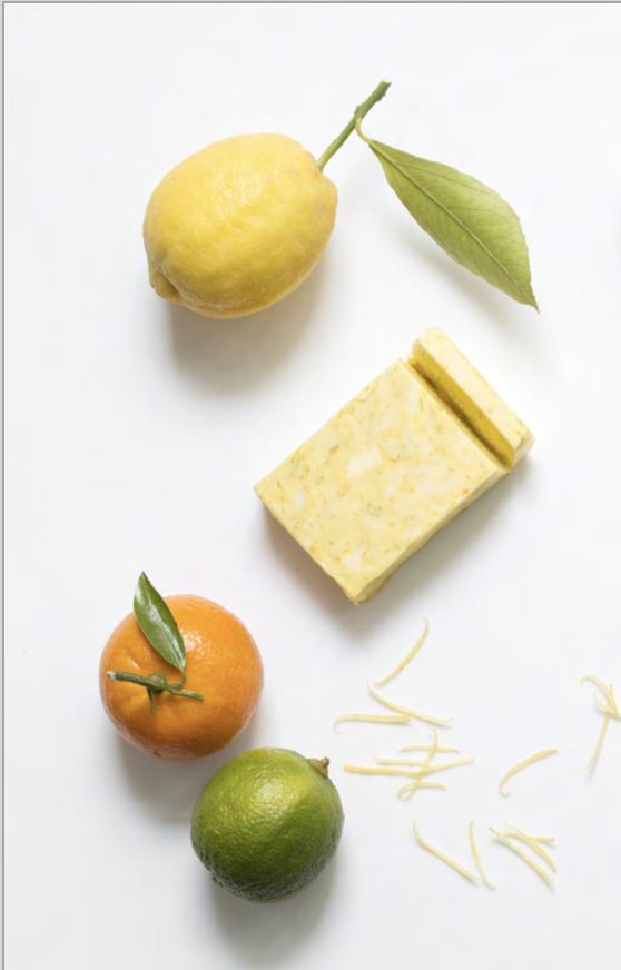 beurre aux agrumes