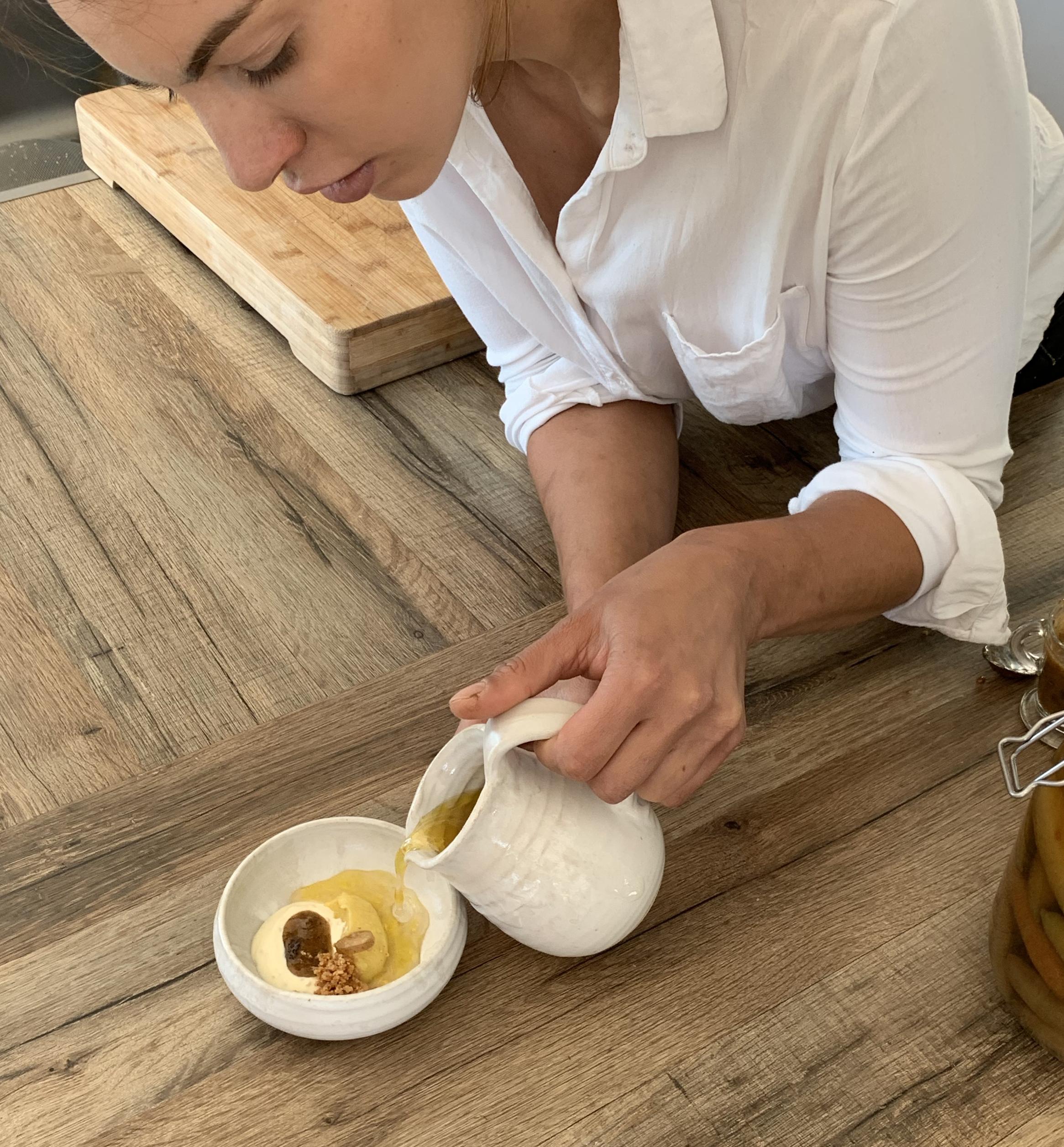 Rencontre avec l'espoir de la cuisine lyonnaise, Marie-Victorine Manoa_fruits_at_home_moncitroncaviar.com_09